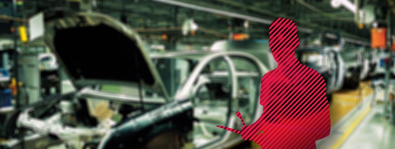 Benötigen Sie Personal für die Automobilindustrie?